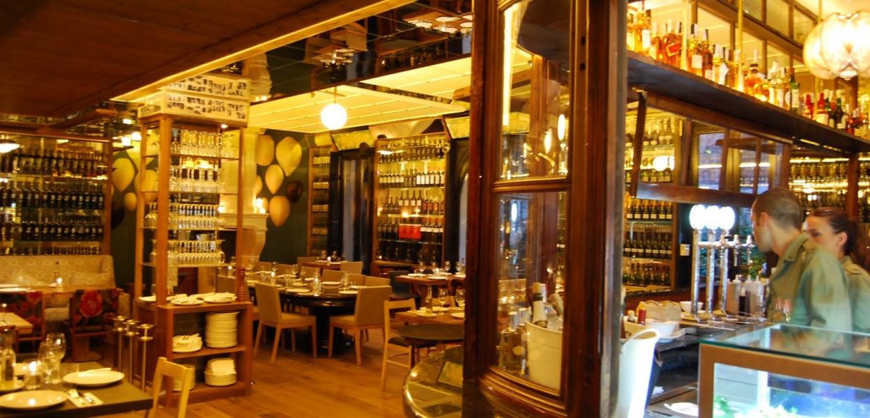 Restaurantes cool barcelona la gu a del sibarita - La boca grande barcelona ...
