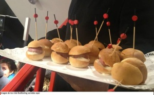 Каталонский гамбургер в Butifarring