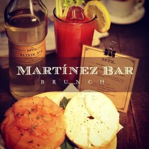 Bar martinez Brunch