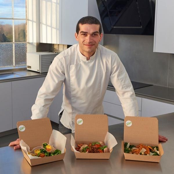Jozef Youssef para Uber Eats